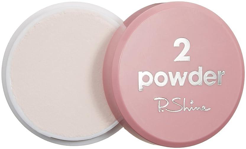 バズ純正卵P. Shine 爪磨きパウダー 5g 爪磨き用の光沢剤