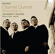 Brahms Clarinet Quintet String Quartet No.2