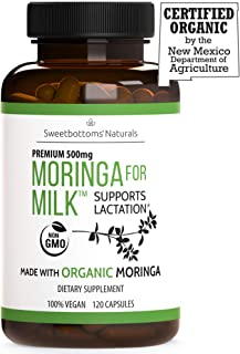 moringa lactation