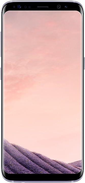 Cellulare ricondizionato - samsung smartphone galaxy s8 (hybrid sim) 64gb - grigio SM-G950FZVAXEF_CR