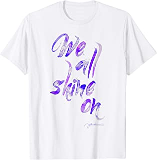 John Lennon - We All Shine On T-Shirt