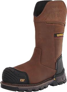 Caterpillar Excavator XL Pull on Waterproof Composite Toe Work Boot 's / -