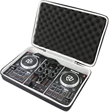 Khanka Hard Travel Case Replacement for Numark Party Mix – Starter DJ Controller