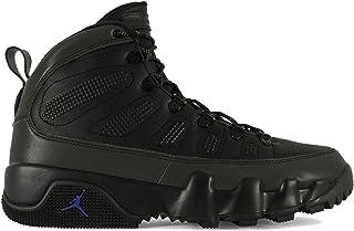c806f28f31093 Jordan Nike Men s Air 9 Retro Boot NRG Black AR4491-001 (Size  9
