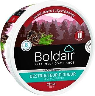 BOLDAIR Destructeur d'Odeur Cèdre Antimites