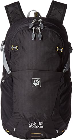 8f05fa36ed Jack wolfskin acs hike 30 pack, Black | Shipped Free at Zappos
