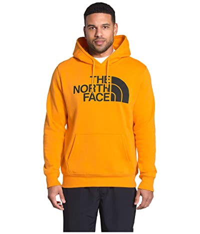 The North Face Half Dome Pullover Hoodie (Summit Gold/TNF Black) Men