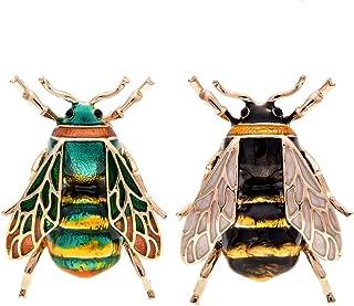 Amazon com: bee enamel pin