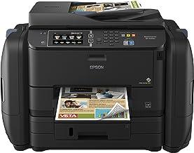 Epson Workforce Pro WF-R4640 EcoTank Wireless Color All-in-One Supertank Printer, Works with Alexa