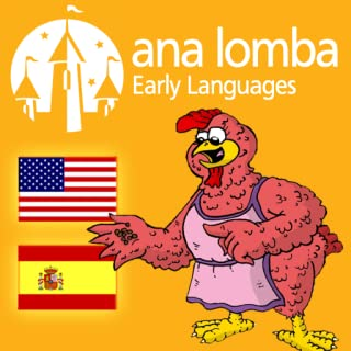 Ana Lomba – Little Red Hen (Bilingual Spanish-English Story) (Kindle Tablet Edition)