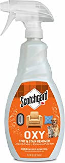 Scotchgard OXY Pet Carpet & Fabric Spot & Stain Remover, 26 Fluid Ounce - 1026P