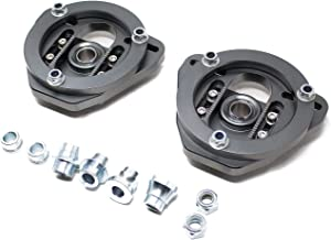 MSS-THE03 made for BMW 3-Series/M3 (E90/E92/E93) 2006-11 Adjustable Front Camber & Caster Plates For Coilover System Suspension Lowering Kit