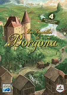 Los castillos de Borgoña [Maldito Games]