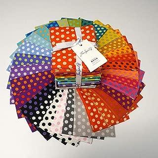 Free Spirit Fabrics Kaffe Fassett Collective 30 Fat Quarters Candy Dots