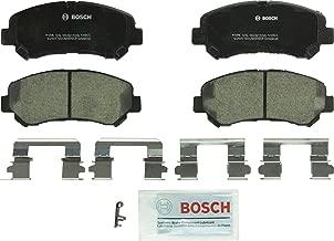 Bosch BC1338 QuietCast Premium Ceramic Disc Brake Pad Set For Nissan: 2008-2013 Rogue, 2014-2015 Rogue Select, 2007-2010 Sentra; Suzuki: 2010-2013 Kizashi; Front