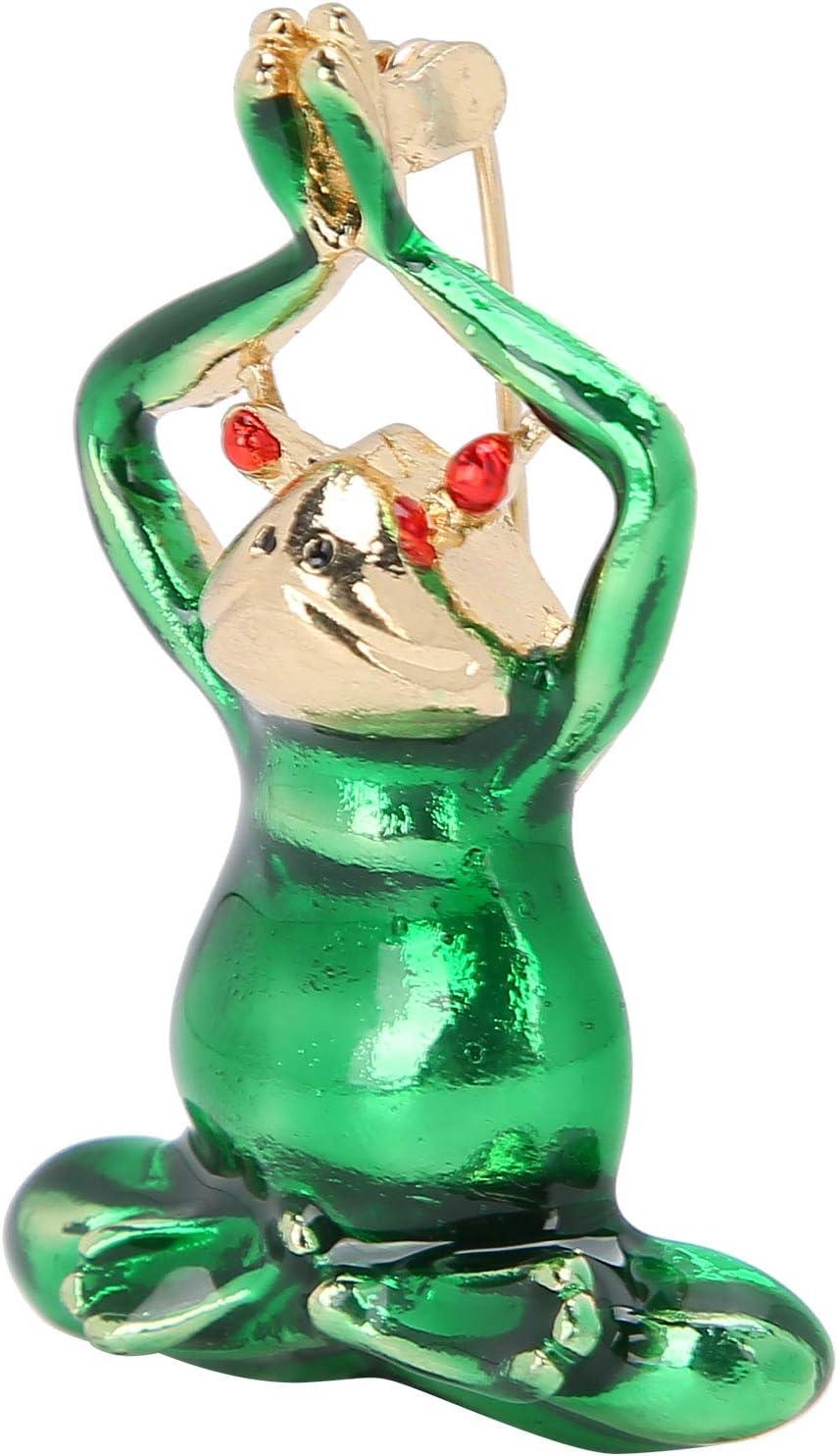 Max 69% OFF All items free shipping Brooch Cartoon Cute Animal Cas Frog