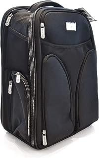 DESIGN 4 PILOTS Pilot Bag Backpack, Aviation Bag, Flight Bag. Electronic Aircraft Light Bag, Drone Bag, Pilot Gift