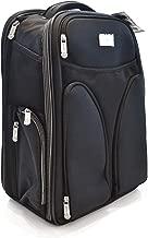 DESIGN 4 PILOTS Pilot bag Backpack, aviation bag, flight bag, drone bag, pilot gift. Size 18.1 x 13.4 x 7.9 inches.