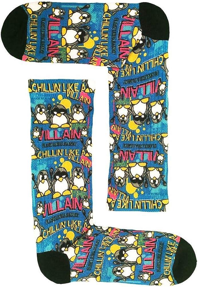 Flow Society Boys Socks, Chillin' Villin' Boys