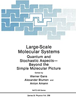 Large-Scale Molecular Systems: Quantum and Stochastic Aspects―Beyond the Simple Molecular Picture