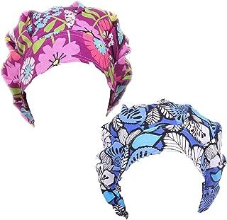 Doctor Classic Scrub Hat Adjustable Sweatband Bouffant Cap for Women Ponytail