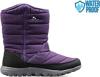 Lumberjack Mor Kadın Ayakkabısı 100273400 7W Halt Mor