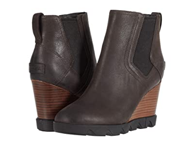 SOREL Joan Uptown Chelsea (Blackened Brown) Women