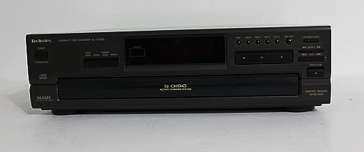 Technics SL-PD665 Compact Disc 5 Disc Rotary Changer CD Player