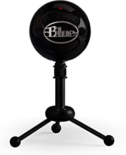 Blue Snowball Studio USB All-In-One Vocal Recording System with Software