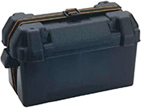 Attwood 9084-1 Large Battery Box - 29/31 Series, Vented , Black