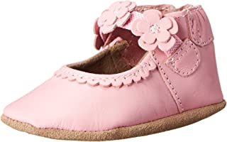 Robeez Baby Girl's Claire Mary Jane Soft Soles (Infant/Toddler)