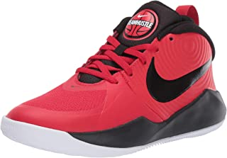Nike Kids' Team Hustle D 9 (Gs) Sneaker