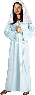 Forum NoveltiesBiblical Times Mary Costume, Child Small