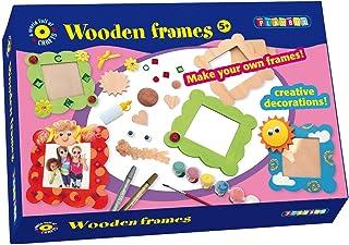 Playbox Wooden Frames Craft Set