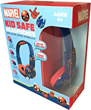 Spider-Man Spiderman Headphone Kids Toddlers Boys Girls Headset Kids Beat Volume Limiting 3.5 Audio