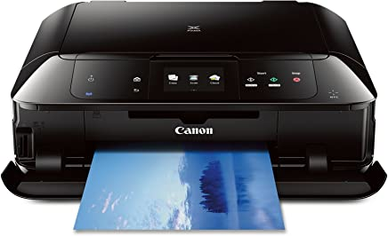 $365 » CANON MG7520 Wireless Color Cloud Printer with Scanner and Copier, Black (Discontinued By Manufacturer)