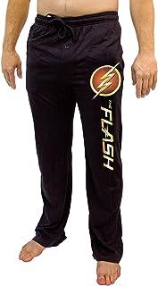 DC Comics The Flash Logo Print Men's Loungewear Lounge Pants