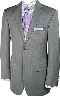 Men's Classic Fit Wool Travel Blazer
