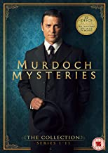 Murdoch Mysteries: The Collection