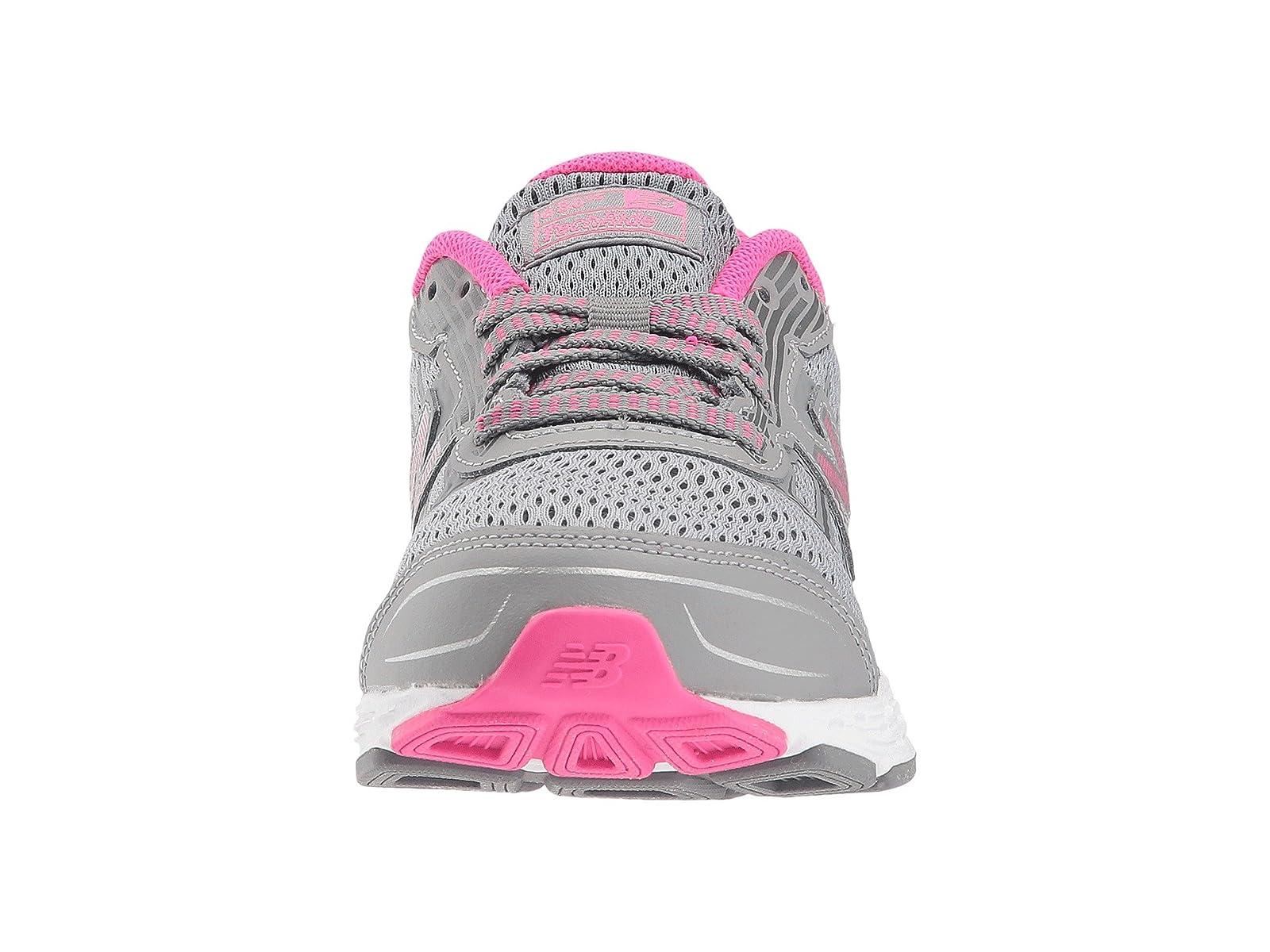 Girl-039-s-Shoes-New-Balance-Kids-KR680v5Y-Little-Kid-Big-Kid thumbnail 8
