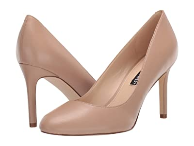 Nine West Dylan Pump (Barely Nude) Women
