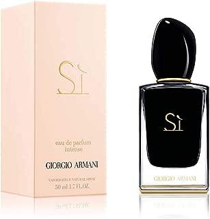 A rmąn i Si Intense Perfume By G io rg io A rmąn i Eau De Parfum Spray for Women 1.7 FL. OZ./50 ml