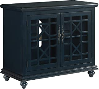 Martin Svensson Home Avalon Small Spaces Accent Cabinet TV Stand, 38