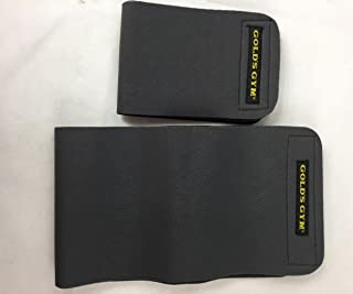 Gold's Gym Upper Arm & Thigh Slimmer Kit (4-piece Kit)