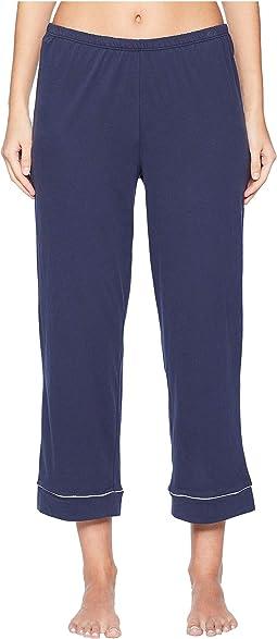 """Natural Skin Petra Crop Pants PJ 25"""" Top and 24 1/2"""" Pants"""