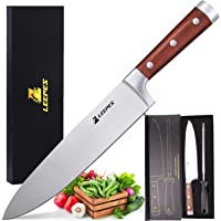 Leepes Chef 8 inch German Stainless Steel Kitchen Knife