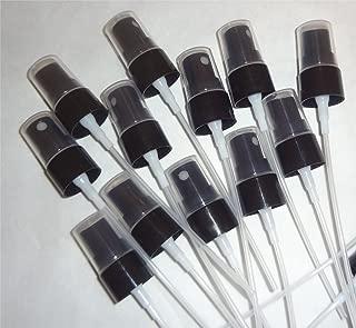 Black Fine Mist Sprayer 20/410 Caps (Bag of 12)