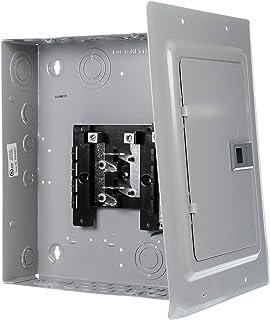 Siemens E0816ML1125F Flush Mount, 125 Amp, 8 Space, 16 Circuit, Load Center , Gray