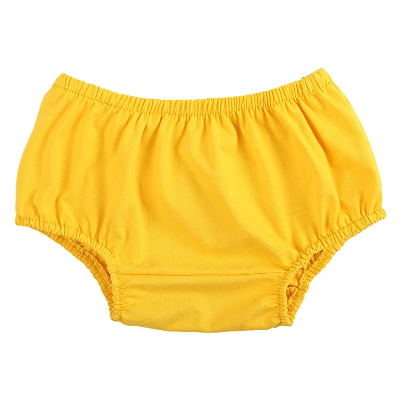 IWEMEK Baby Girl Boy Toddler Cotton Basic Diaper Cover Bloomers Shorts Briefs Panty Underwear Panties ri211232559