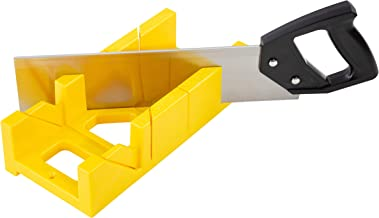 GreatNeck BSB14 14 Inch Miter Box & Saw